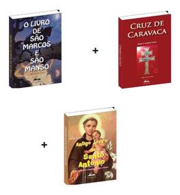 Combo = São Marcos, São Manso + Cruz Carava + Santo Antonio