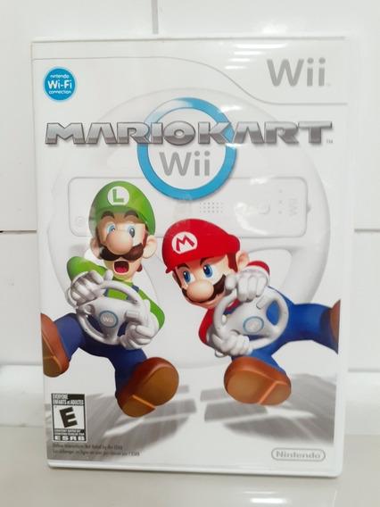 Jogo Mariokart Mario Kart Wii