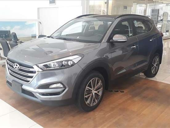 Hyundai Tucson 1.6 16v T-gdi Gasolina Limited Ecoshift 2020