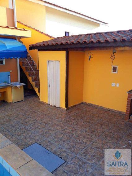 Casa Com 2 Dorms, Jardim Das Cerejeiras, Arujá - R$ 395.000,00, 215m² - Codigo: 769 - V769
