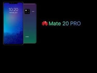Huawei Mate 20 Pro+ Forro + Vidrio Templado