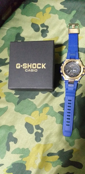 Relógio G-shock Model Mtg S1000 Tougr Solar Sem Uso.