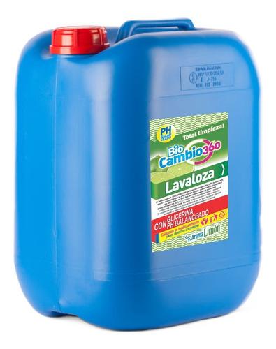 Jabón Líquido Para Loza 20 Litros - L a $3500