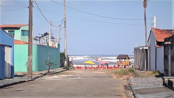 Casa Isolada Semi Mobiliada Pé Na Areia Em Itanhaém