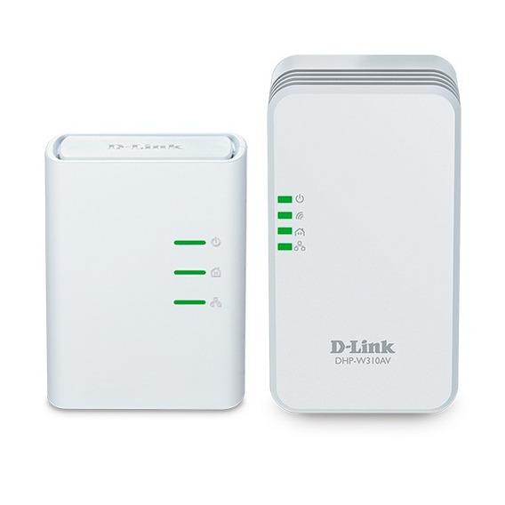 D-link Adaptador Powerline Wifi N300 Dhp-w311av