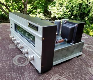 Amplificador Valvular Ken Brown S400 Restaurado