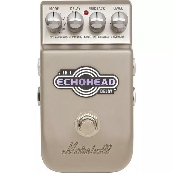 Pedal Para Guitarra Delay Marshall Eh1 Echohead Delay