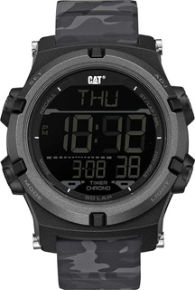 Reloj Caterpillar Crossfire Camuflado Ob 147.25.145 Original