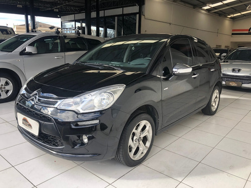 Citroën C3 1.6 Exclusive 16v Flex 4p Automático 2016