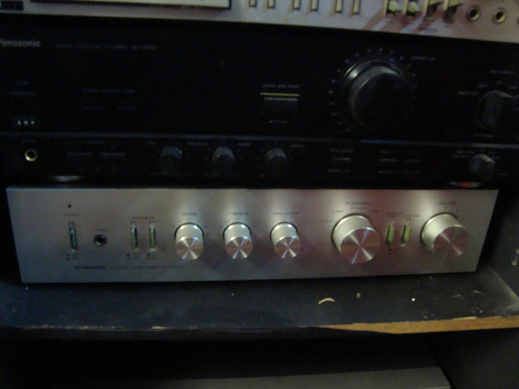Amplificador Pioneer Sa 7500