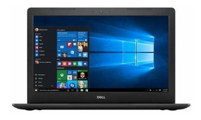 Notebook Inspiron 15 Preto 5570 15,6 Fhd I3-8130u Dell