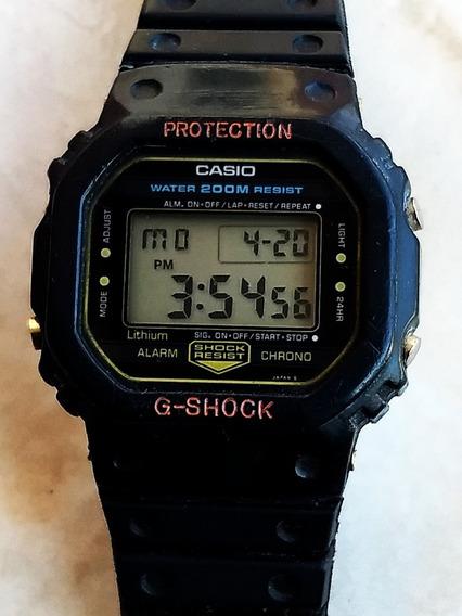 Casio G Shock O + Raro Dw 5200 = Citizen Seiko Jogo Mergulho