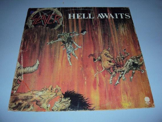 Lp Slayer Hell Awaits Confira