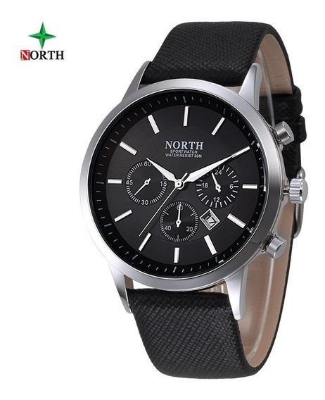Relógio Masculino North Social Original