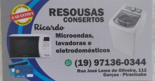 Manutenção Em Lavadoras, Microondas E Eletrodomésticos