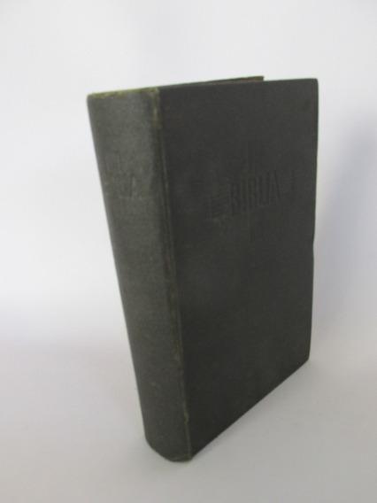 Biblia Antiga Rara Joao Ferreira D Almeida - Ano 1955