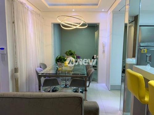 Imagem 1 de 23 de Casa Com 3 Dormitórios À Venda, 129 M² Por R$ 570.000,00 - Rondônia - Novo Hamburgo/rs - Ca3312