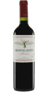 Vino Montes Alpha - Carmenere , Bodega Chilena
