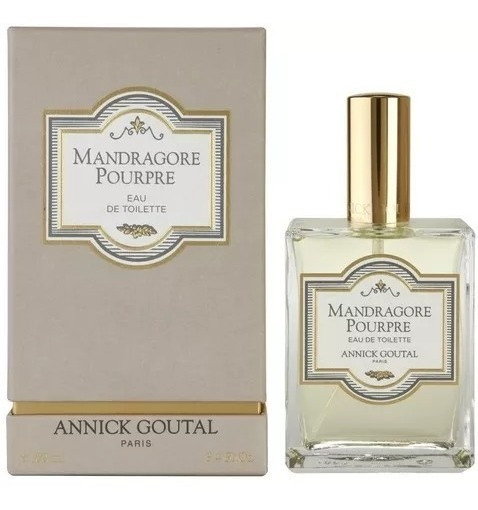 Perfume Annick Goutal Mandragore Pourpre 100ml Edt - Novo