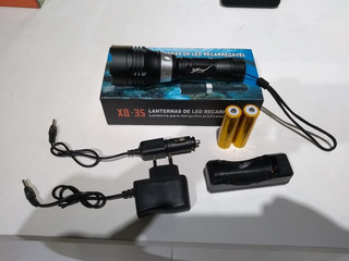 Lanterna Mergulho Profissional 230000 L 980000w Recarregável