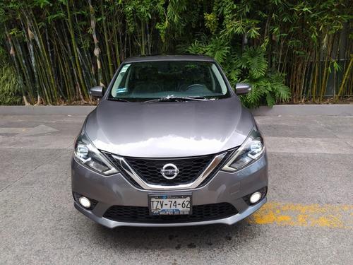 Imagen 1 de 9 de Nissan Sentra Exclusive Navi Cvt 2017