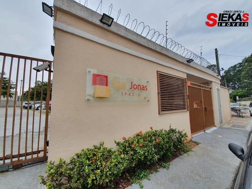 Apartamento Com 2 Dormitórios À Venda, 50 M² Por R$ 209.000 - Jardim Santa Terezinha (zona Leste) - São Paulo/sp - Ap0012
