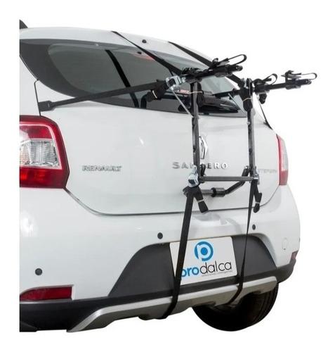 Soporte Portabicicletas De2 Puestos Para Sedan,hatchback,suv