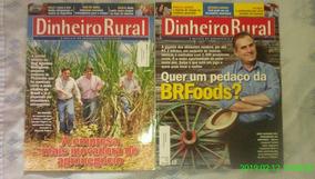 *jl 2 Revistas Dinheiro Rural Agosto 2011 + Março 2012*