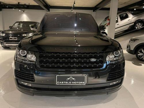Imagem 1 de 11 de Land Rover Range Rover Vogue 4.4 Sdv8 Se Black 4x4 Turbo