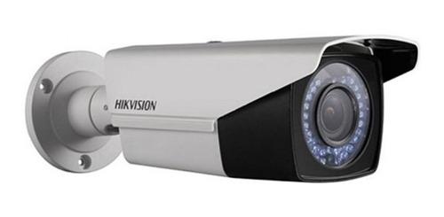 Imagen 1 de 1 de Camara De Vigilincia, Hikvision, Analoga, 1080p