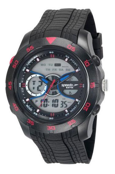 Relógio Analógico-digital Speedo Masculino 81126g0evnp3