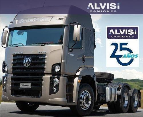 Volkswagen 25-360 Constellation Tractor 6x2 + Iva
