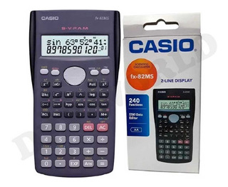 Calculadora Cientifica Casio Fx82ms
