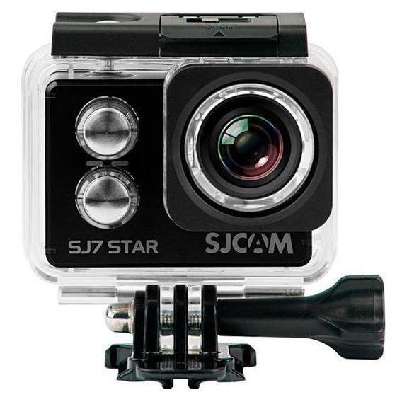 Camera De Acao Sjcam Sj7 Star 4k Wi-fi Micro Sd 2 Touch Lcd