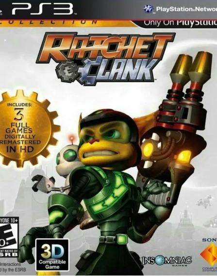 Ratchet & Clank Collection Ps3 Play3 Jogo Buy Em Promoção
