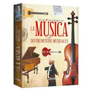 Libro Atlas Ilustrado De La MúsicaLexus