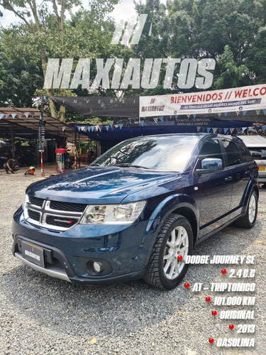 Dodge Journey Se 2.4 Cc 101.000 Km At Azul