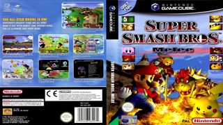 Super Smash Bros Melee Gamecube + Emulador Pc