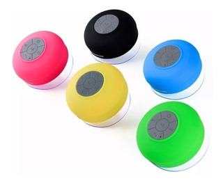 Parlante Bluetooth Ducha Resistente Al Agua Portatil Noga-78