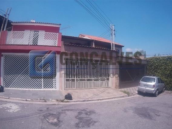 Venda Sobrado Sao Bernardo Do Campo Bairro Assunçao Ref: 954 - 1033-1-9545