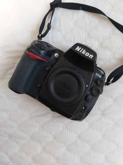 Câmera Fotógrafica Nikon D700 Fullframe Fx