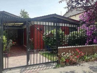 Vende Casa En La Florida / Metro San Jose De La Estrella