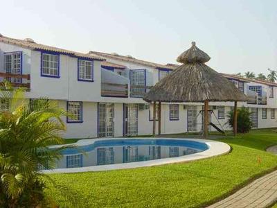 Casa En Acapulco Vacacional.o Para Inversión.