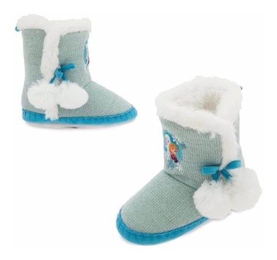 Pantuflas Botitas Frozen Disney Original