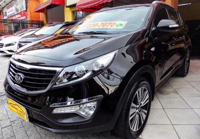 Kia Sportage 2.0 Lx 4x2 16v Flex Automático 5p
