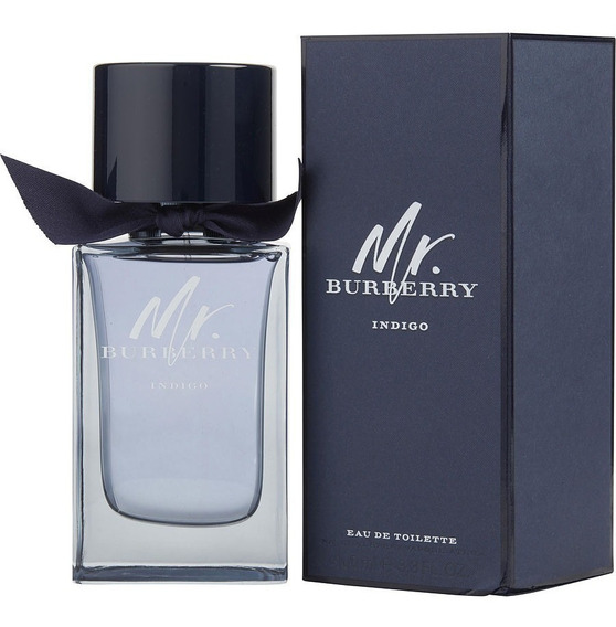 Perfume Masculino Burberry Mr. Burberry Indigo 100ml