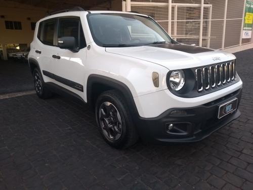 Jeep Renegade Sport 1.8 Branco 2016