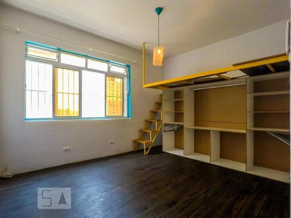 Apartamento Para Aluguel - Liberdade, 1 Quarto, 50 - 893031252