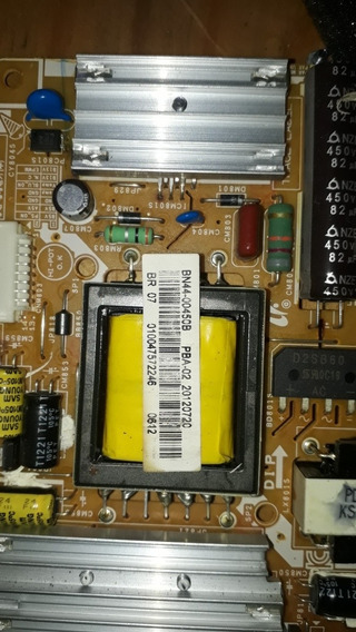 Placa Fonte Samsung Lt27a550