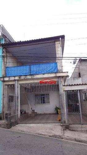Imagem 1 de 20 de Casa Com 3 Dormitórios À Venda, 190 M² Por R$ 290.000,00 - Jardim São Sebastião - São Paulo/sp - Ca0829